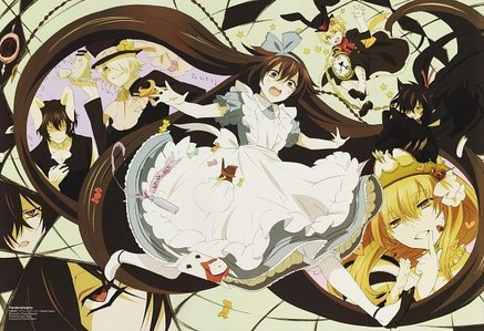 like this? the Anime is pandora hearts