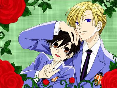 Do they count.... Tamaki & Haruhi
