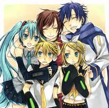 Vocaloid~!♥