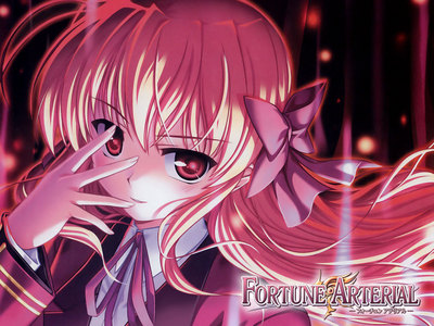 you have to watch FORTUNE ARTERIAL!!!