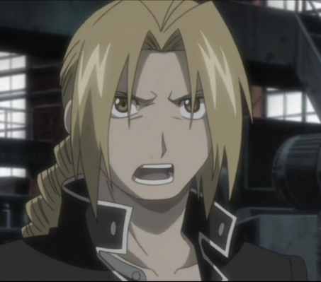 <b>Ed Elric from Full Metal Alchemist!!x)</b>