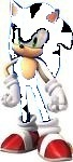 have this brainwave sonic = mobious mobious = im dark dark = আগুন + super sonic speed and after that i would beat him in a race as dark is faster than sonic