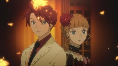 Battler and Beatrice( Umineko no naku koro )