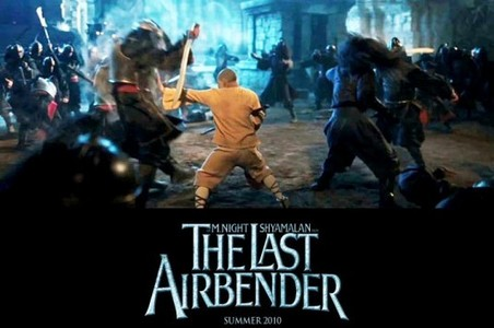 The Last Airbender. I 爱情 the 显示 so much, and I was excited for the movie. I heard it was awful so I didn't even watch it until like a week ago. I wanted to cry. IT'S AANG, NOT ONG DX