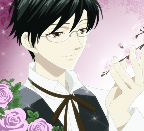 I can be like Kyouya Otouri from Ouran High School Host Club Lol even tho im a girl i am smart and i can be nice but i am very evil n cold hearted sometimes ^_^* plus hes my fav character from OHSHC lol long pamagat