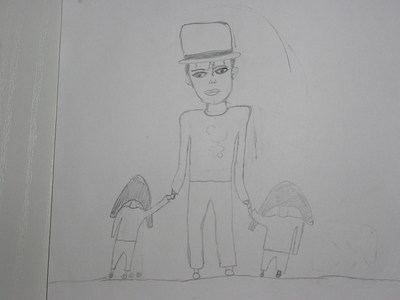 dose this look like Michael,Paris and Prince
