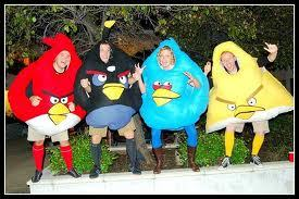 Be angry birds. But go here. http://www.costumeexpress.com/browse/_/N-a/Ntt-angry+bird/results1.aspx