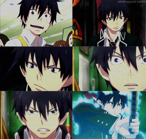 I like Sasuke! He's hot!... But... but... I pag-ibig Rin!! <3