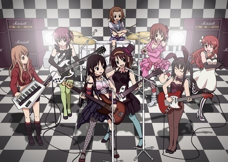 K-On! And The Melancholy of Haruhi Suzumiya switched!!