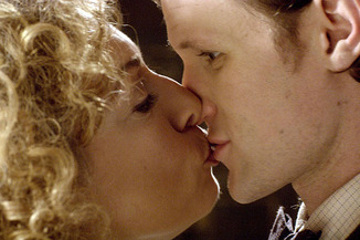 River Song & The Doctor. (Preferably 11, but Im fine with her and 10 too.)