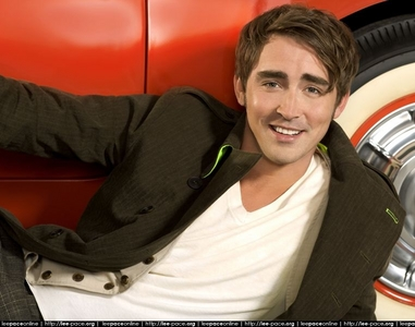 Lee Pace!