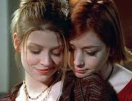 Willow & Tara from buffy the vampire slayer