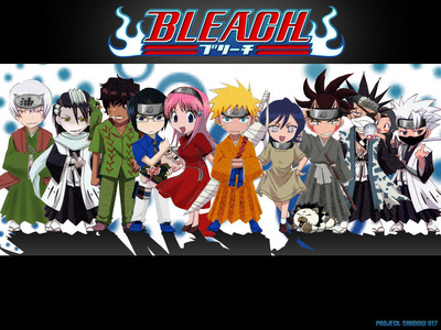 naruto and Bleach <33