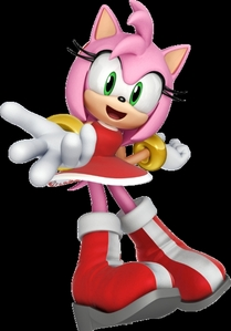 I just want to say one thing,who are আপনি guy's to say who sonic should be with.He's a fictional character people quit calling people assholes because আপনি are just saying that because আপনি guy's are Amy প্রেমী so plz stop!(Not being mean because i'm nice :)) I don't hate her,i just don't LIKE,at times.She can be annoying,irritating,and useless.Her hammer is useless and it does'nt do anything.And when it does is only does little damage.She's bossy and i don't like that.Amy is not my favorite's,i don't hate her i just don't like her.Her obssestion with Sonic is really annoying,somtimes sonic needs SPACE!!!Sonic is fast and cocky and needs the to get the job done.With amy all on his slobbers it's not goona work.(XD)Even sega ব্যক্ত that sonic and amy will never be together.Yea somtimes i like her,but yes i like her,but she'a not my favorite,Blaze is.So all amy haters out there(and me)doesnt need to go anywhere thses sre just opinions that WE THE PEOPLE say!It's freedom of speech!And we can say whatever! I know words up there sound a little trollish but i don't care.Amy has fans(you,me)and it's not like the world hates her! But don't প্রতিবেদন me for আপনি being a senstive amy lover.Ilike amy i reaaly do but sometimes i just don't like her,But i still do she will always be #5 of my পছন্দ sonic characters.And nothing আপনি say will change anyone's OPINIONS.So please don't bash me,please!! ~Tailslovah9!