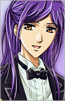 Yunoki Azuma <333 he kind of looks like a girl at times <3333