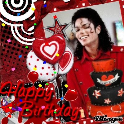 HAPPY BIRTHDAY MICHAEL JACKSON<3<3<3<3