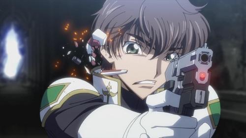 Kururugi Suzaku from Code Geass is this okay?