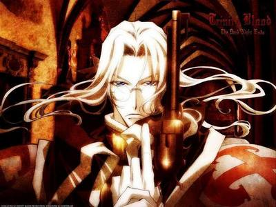 Able Nightroad from Trinity Blood.