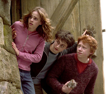 It's from Prisoner of Azkaban <3