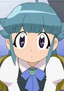 I realized I've been commenting on this tanong for days and haven't even answered it. XD Well, my least paborito character is...Momoka from Keroro! Kill her!