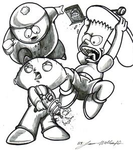 Cartoon Deathmatch!