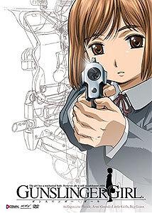 Henrietta from Gunslinger Girl. ;]