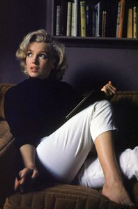 Marilyn at home pagina