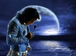 Elvis in blue :)