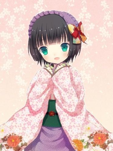 """Yune from """"Ikoku Meiro no Croisée"""""""