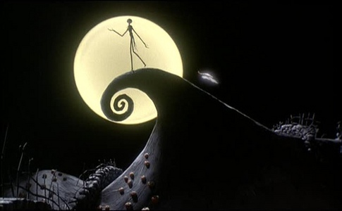 Nightmare before Christmas! :D