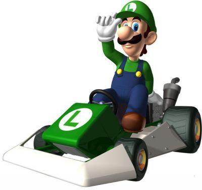 1.Luigi 2.Mario 3.Toadette 4.Rosalina 5.Yoshi