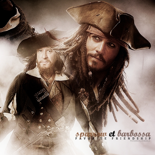 My fav movie is *KICK-ASS* but i don't have an awesome pic of the movie tbh :/ but my 2. fav is Pirates of the Caribbean :)