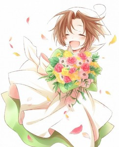 Oh my god I can't believe no one has done Italy/Chibitalia yet! He's from Hetalia!