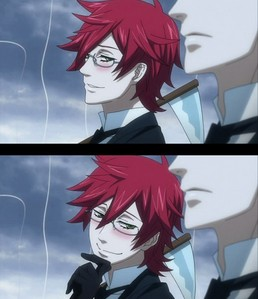 fav color red and grell is sexic!! so go grell!!xD