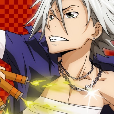 How about this one. This is Gokudera Hayato from Katekyo Hitman Reborn!