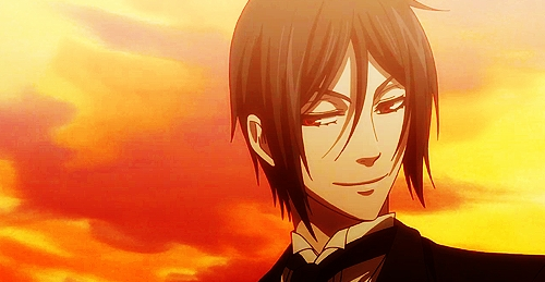 Pft, bitch, I only need one. Sebastian Michaelis. And he now his sorry punda belongs to me. Fuck the police >BI