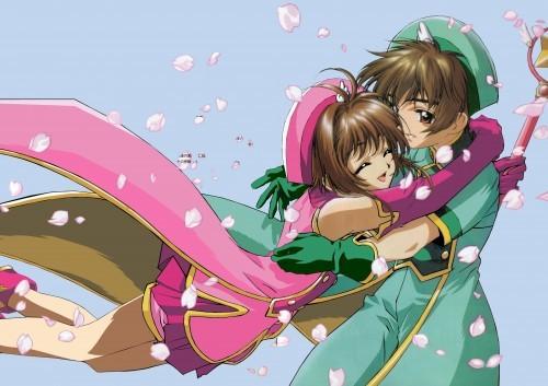 Sakura and Syaoran! ;]