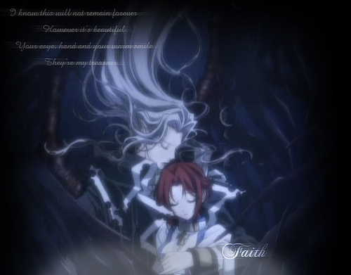 Abel and Esther (Trinity Blood)