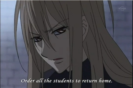 Kaien tumawid (headmaster cross) from vampire knight