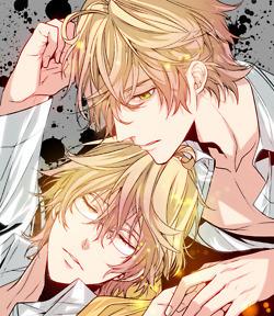 Natsuki and Satsuki (Uta no Prince-sama প্রণয় 1000%)