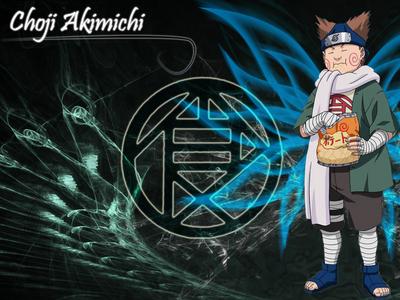 Choji Akimichi & His Potato Chips! :D