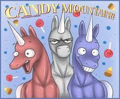 kẹo MOUNTAIN CHARLIE!!!