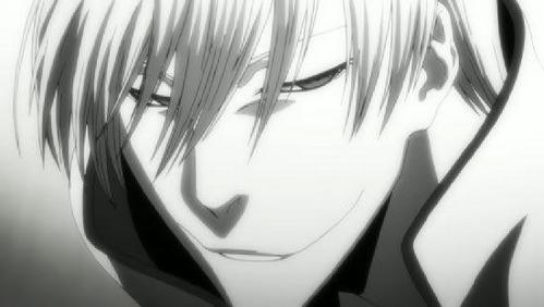 i have a lot but my current is gin Ichimaru from Bleach.. he's just hot!