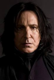 Severus Snape for sure Umm yes please im sure he could teach a woman a thing یا two both his sensual side and his dark/mysterious ways.