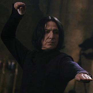 Okay, پرستار girl crush favorite: Severus Snape