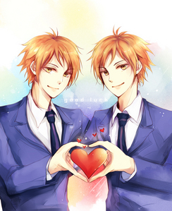 I love them so much! I loved the Weasley twins so they were like a dream come true when I found out they were practically just the anime version. Except they have lots of MOE