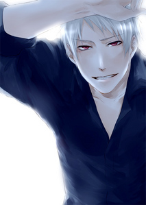 I'm awesome. I mean, Prussia~