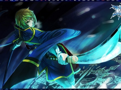 Jin Kisaragi. I swear I had a crush on this guy for the longest time XD