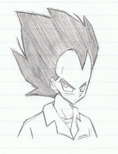 Vegeta.... cuz he's so awesome....