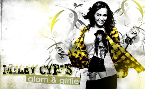 Miley Cyrus....<3